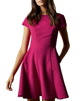 Ted Baker - Cherisa Textured Skater Dress