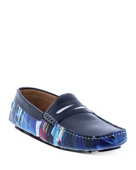 Robert Graham - Men's Russell Penny Loafers