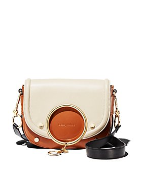 See by Chloé - Mara Color-Block Leather Crossbody