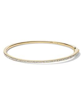 IPPOLITA - 18K Yellow Gold Stardust Diamond Bangle Bracelet