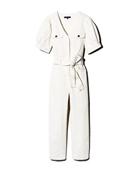 FORE - Puff-Sleeve Boilersuit