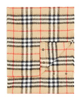 Burberry - Unisex Vintage Check Cashmere Snood