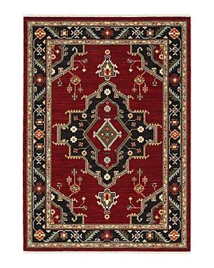 Oriental Weavers Lilihan 092R6 Area Rug, 5'3 x 7'6