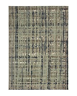 Oriental Weavers Montage 8020B Area Rug, 5'3 x 7'6