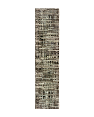 Oriental Weavers Montage 5503E Runner Area Rug, 2'3 x 10'