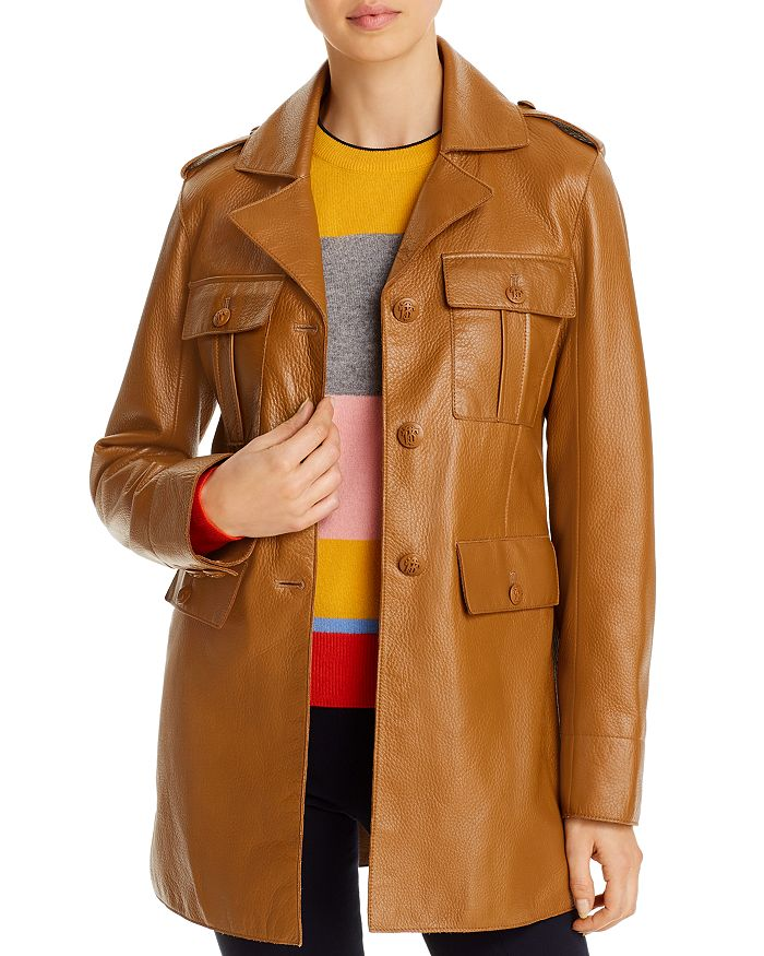 Tory Burch - Sgt. Pepper Leather Jacket