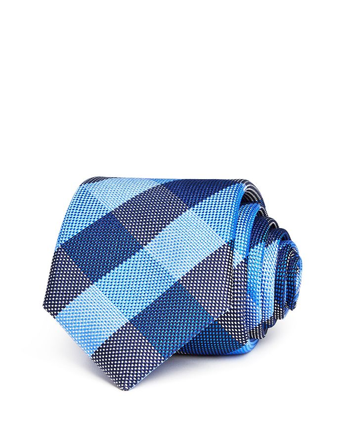 Ted Baker - Large Derby Check Classic Tie