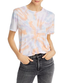 AQUA - Short-Sleeve Tie-Dye Tee - 100% Exclusive