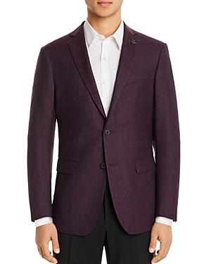 John Varvatos Star Usa Bleecker Melange Slim Fit Sport Coat-Men