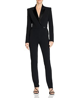 David Koma - Tuxedo Tailored Jumpsuit