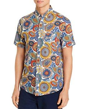 Onia - Jack Classic Fit Short-Sleeve Shirt