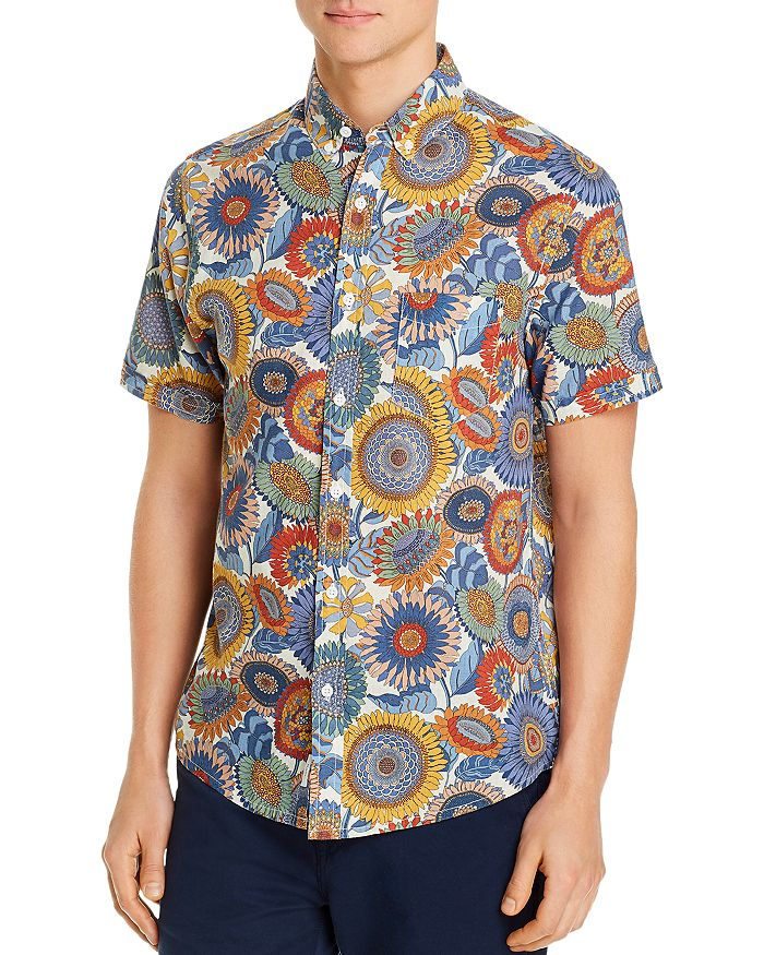 Onia - Jack Classic Fit Short-Sleeve Shirt