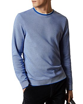 Ted Baker - Carriage Cotton Crewneck Sweater
