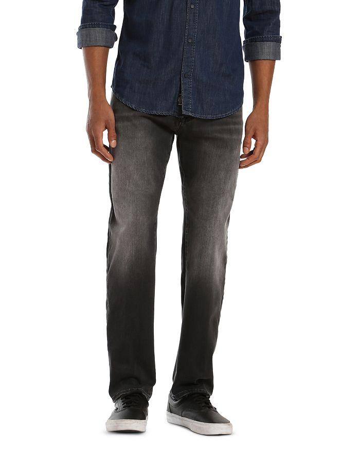 Mavi - Zach Straight Fit Jeans in Smoke