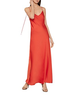 BCBGMAXAZRIA - Strappy Maxi Slip Dress