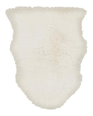 Surya Sheepskin Shs-9600 Area Rug, 2' x 3'