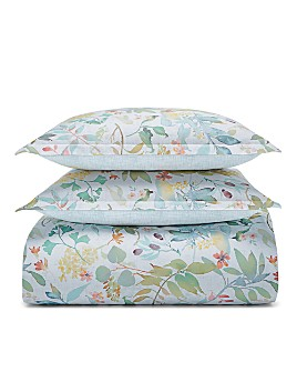 Sky - Gardenia Duvet Cover Set, Full/Queen