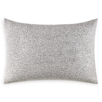 "Vera Wang - Grisaille Weave Netting Breakfast Pillow, 15"" x 22"""