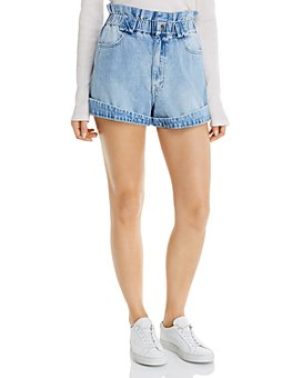 Pistola - Jessa Denim Paperbag Shorts