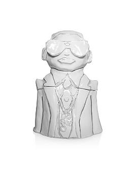 Hazy Mae - Karl 2-Piece Lidded Cookie Jar