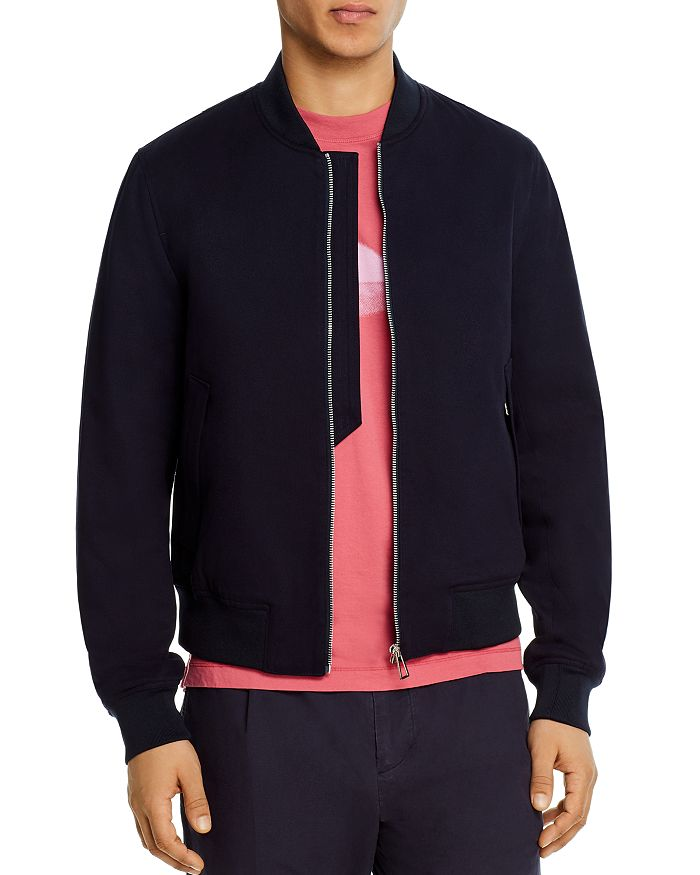 PS Paul Smith - Regular Fit Bomber Jacket