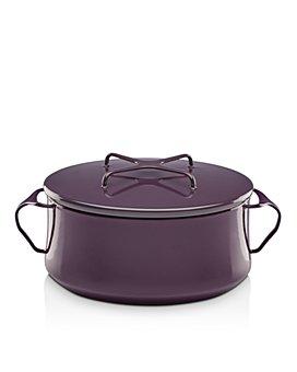 Dansk - Kobenstyle 4-Quart Casserole Dish, Plum