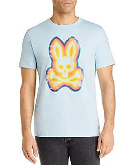 Psycho Bunny - Arlington Cotton Logo Tee
