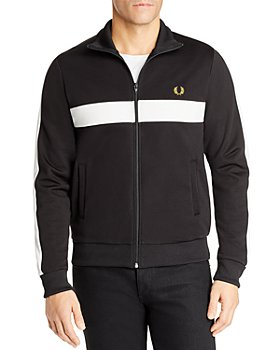 Fred Perry - Chest-Stripe Track Jacket