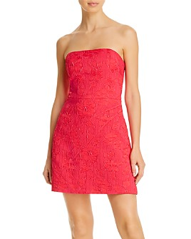 Alice and Olivia - Perla Structured Strapless Dress