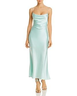 Alice and Olivia - Harmony Maxi Slip Dress