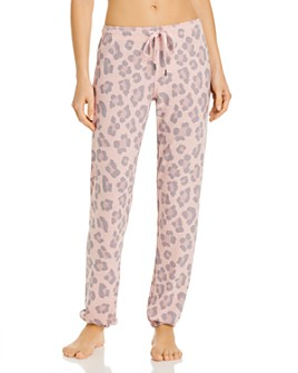 PJ Salvage - Peachy Dreams Printed Jogger Pants - 100% Exclusive