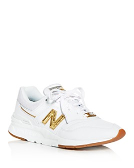 New Balance - Women's 997H Low-Top Sneakers