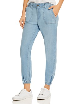 PAIGE - Mayslie Jogger Jeans