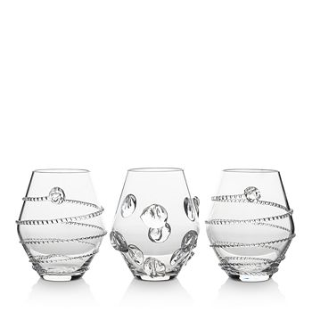 Juliska - Florence & Amalia Mini Vases, Set of 3