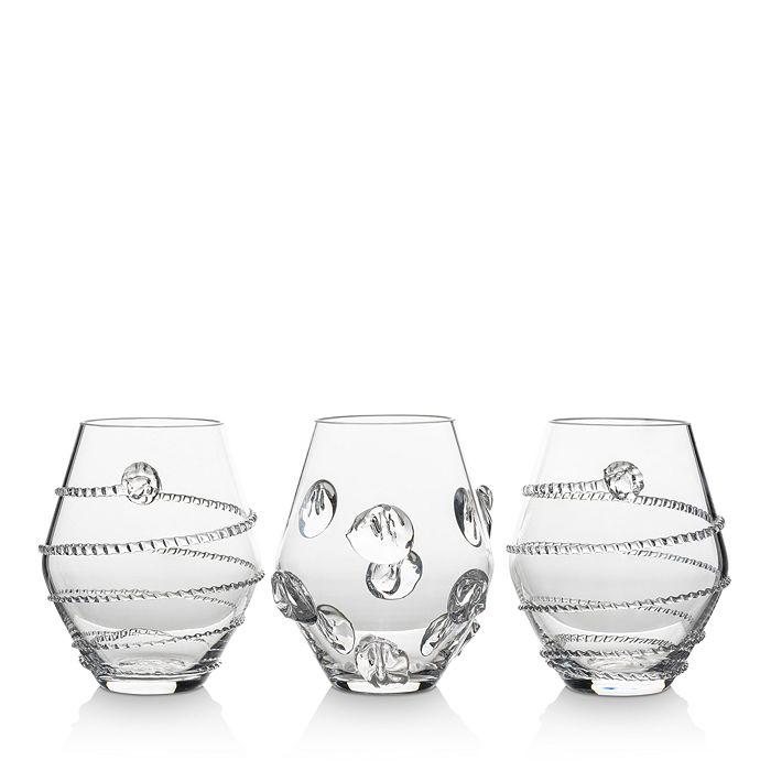 Juliska - Florence & Amalia Mini Vases, Set of 3
