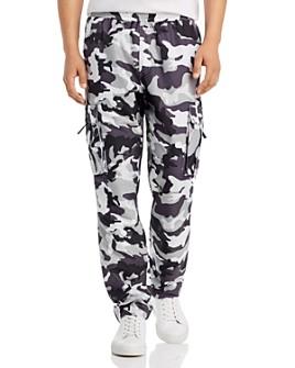 PUMA - XTG Trail Camo Regular Fit Cargo Pants