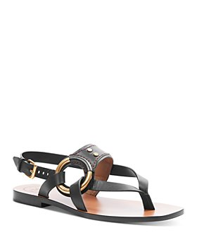 Chloé - Women's Demi Leather Sandals