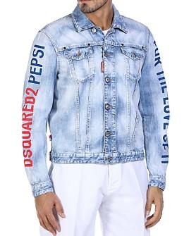DSQUARED2 - x Pepsi Slim Fit Denim Jacket