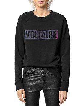 Zadig & Voltaire - Massy Embellished Sweatshirt