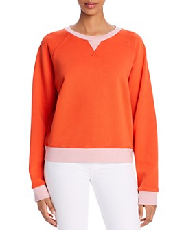 COMUNE - Aiya Colorblocked Sweatshirt