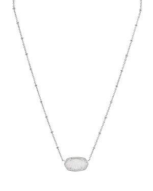 Kendra Scott Elisa Stone Pendant Necklace, 15-17-Jewelry & Accessories