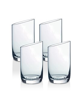 Villeroy & Boch - New Moon Juice/Tumbler Glasses, Set of 4