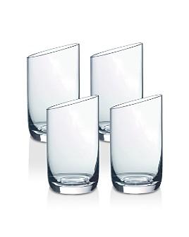 Villeroy & Boch - New Moon Juice/Tumbler Glasses, Set of 4