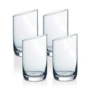 Villeroy & Boch New Moon Juice/Tumbler Glasses, Set of 4