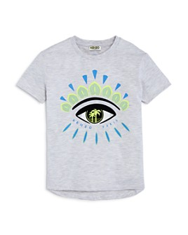 Kenzo - Boys' Iconic Eye Tee - Big Kid