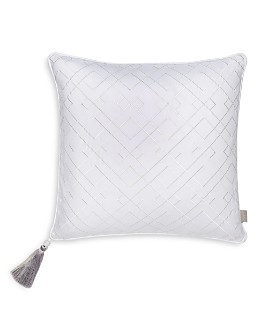 """Ted Baker - Royal Palm Decorative Pillow, 16"""" x 16"""""""