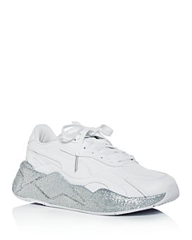 PUMA - Women's RS-X³ Glitz Chunky Low-Top Sneakers