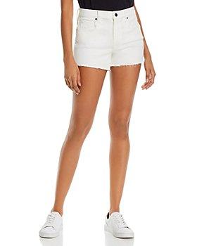 BLANKNYC - White Jean Shorts
