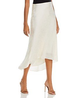GUESS - Evolette Bias Midi Skirt