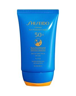 Shiseido - Ultimate Sun Protector Cream SPF 50+ Sunscreen 1.7 oz.
